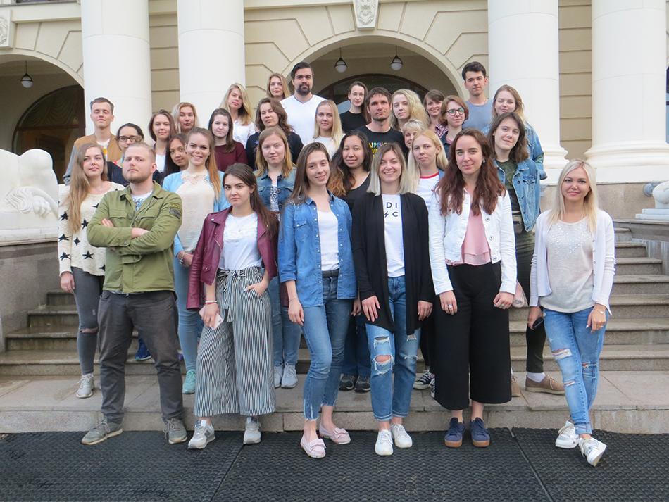 Участники школы «Арх-Перспектива» «обновили» Углич
