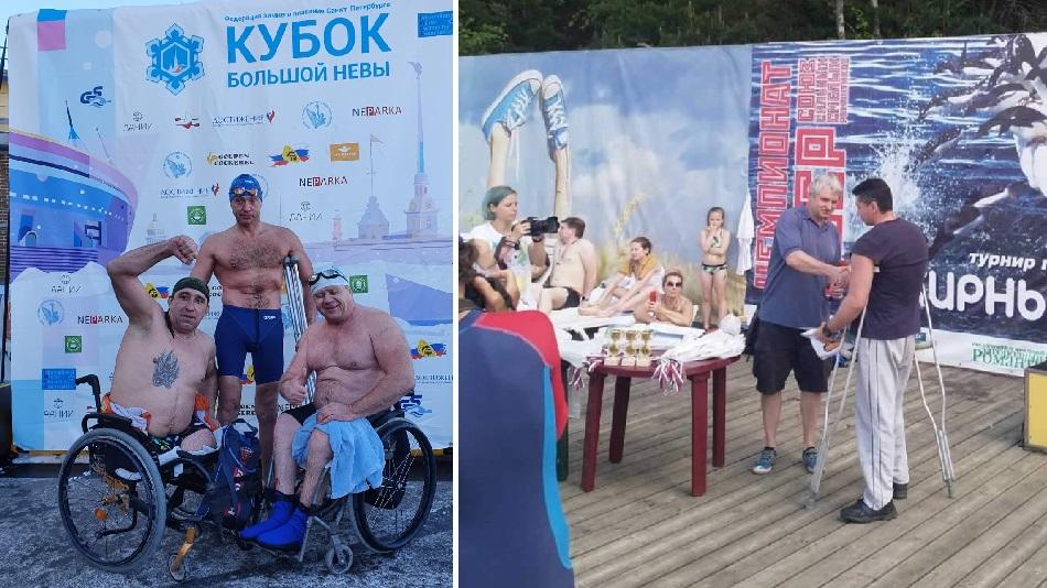 Найти свой путь: как плавание изменило жизнь Виталия Кочнева