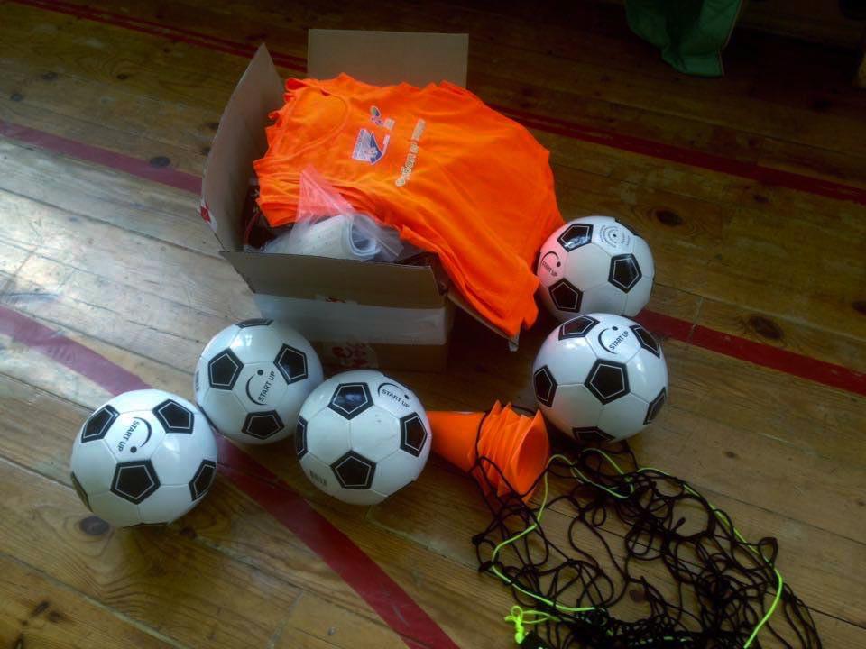Футбол с ФИФА