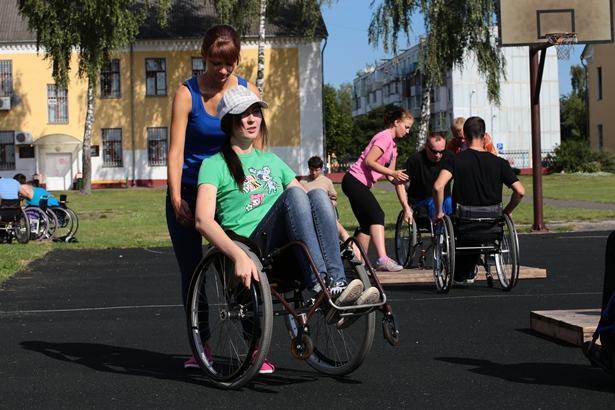 Ассистенты для людей с инвалидностью