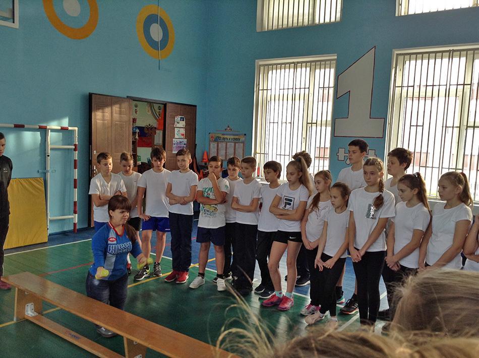 «День параспорта» в московской школе