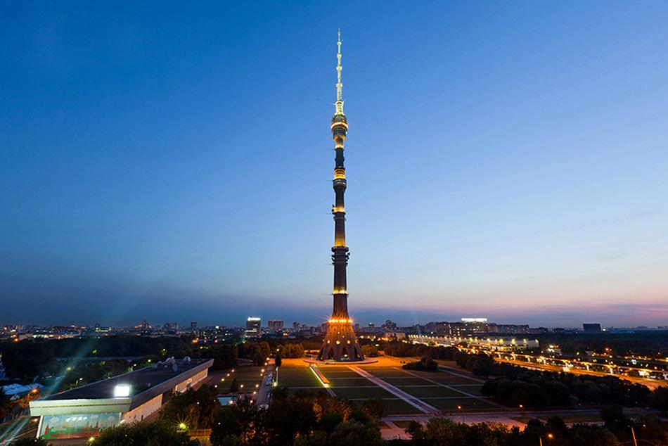 Останкинская башня – не для всех?