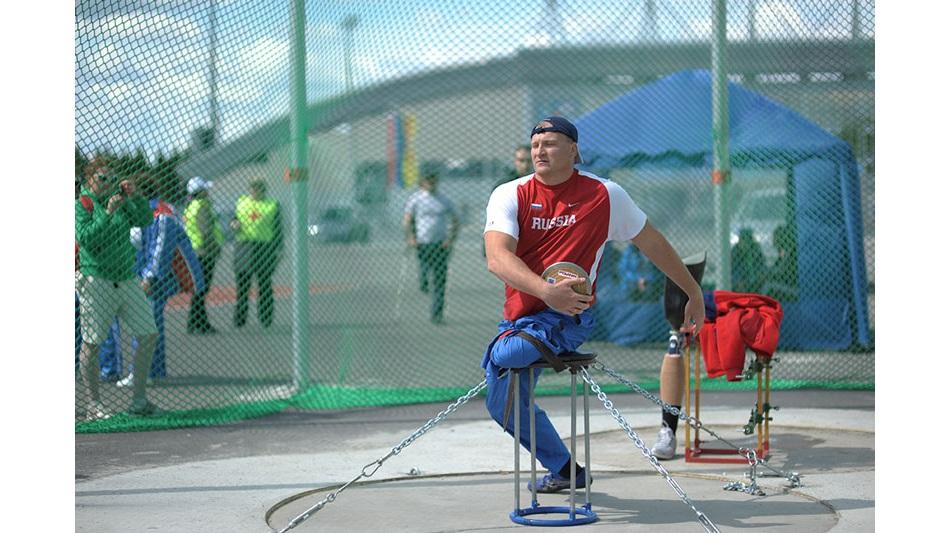 Как принести паралимпийское золото, бегая на коляске?