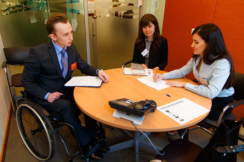 Приглашаем молодежь с инвалидностью на Ярмарку вакансий в Санкт-Петербурге
