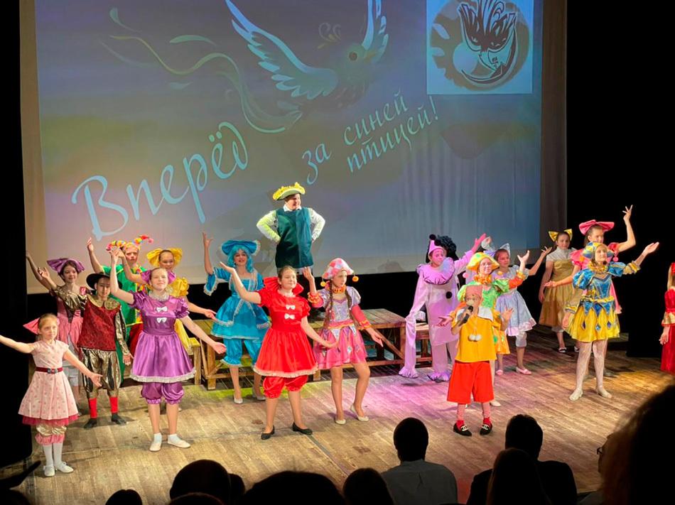 Премьера и сразу победа: на фестивале в Нижнем Новгороде показали спектакль «Театральной Перспективы»