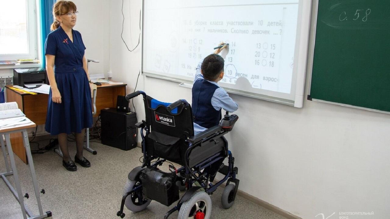 Профориентация школьников с инвалидностью: вебинар первый