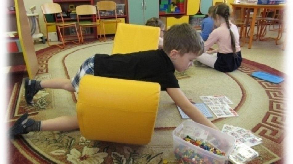 Ранняя игровая коррекция у детей дошкольного возраста в процессе сенсорной интеграции