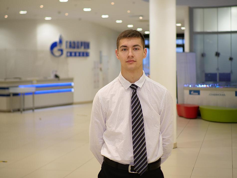 В «Газпром» — не меньше!»: спринт Алексея Резака