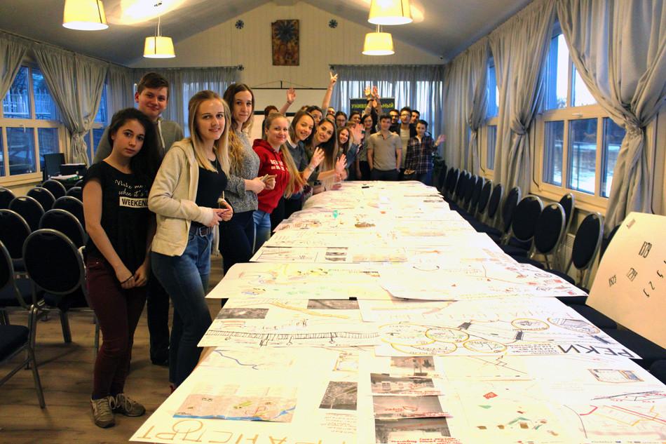Открываем регистрацию в V Всероссийскуюшколу универсального дизайна «Арх-Перспектива»
